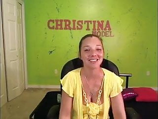 Looking for nude models Christina models natural look 1