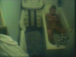 Voyeur bath pics - Voyeur - bath shower masturbation