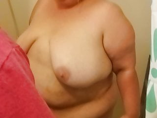 Sow off pussy Fat retarded sow gets degraded and dp