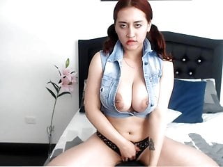 Pv handjob and blowjob Bust mary webcam in denim pv