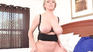 posh mother with super body and amazing big tits