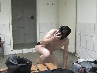 Pussy sniffer - Shoe sniffer gets punished