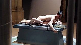 Lisa Gerrard Nude Sex Scene On ScandalPlanet.Com