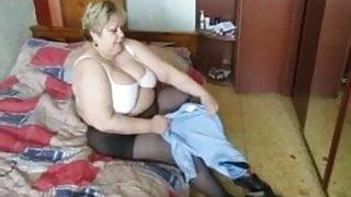 Mature women in knickers!