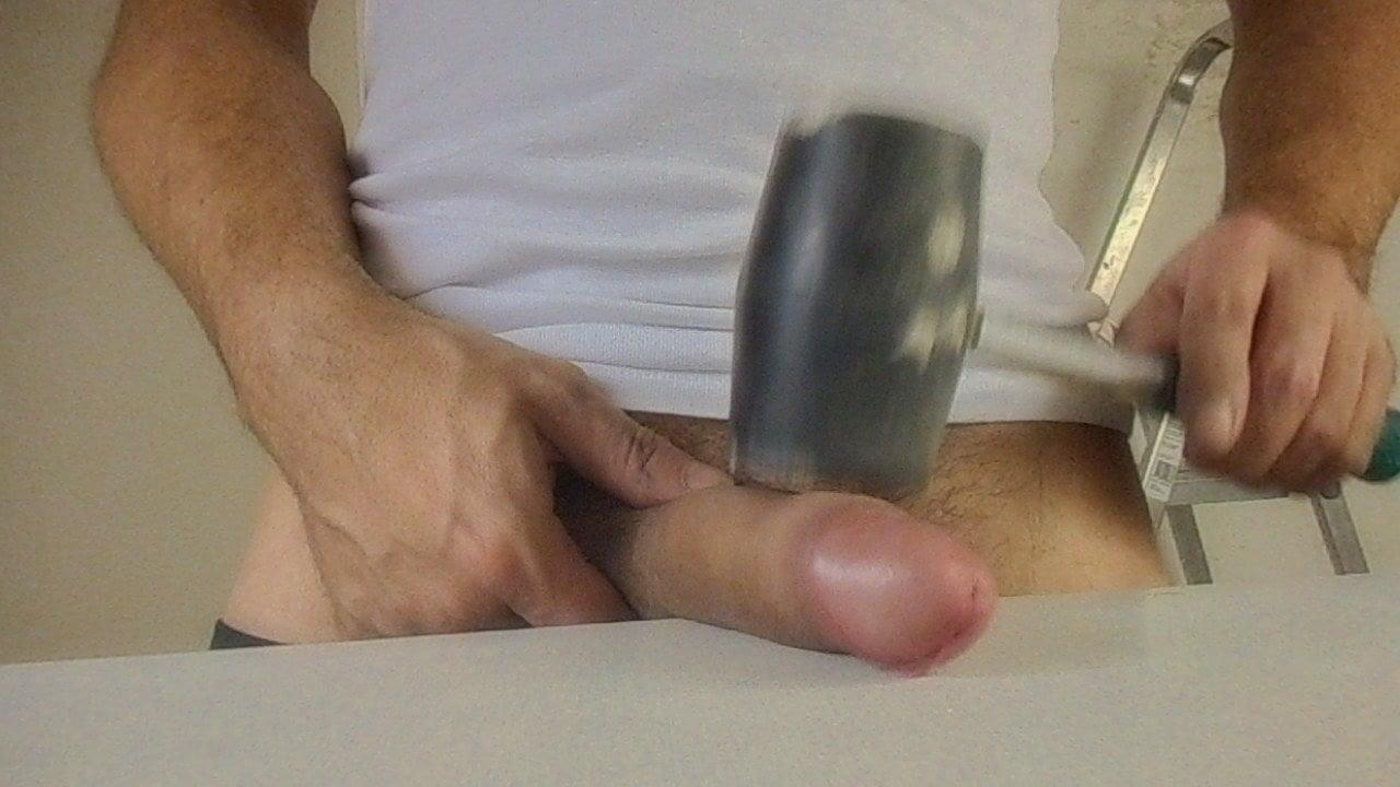 Jackmeoffnow cbt stretching thin limp dick erection