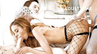 ADULT TIME - Casey: A True Story - Casey Kisses' Big Break