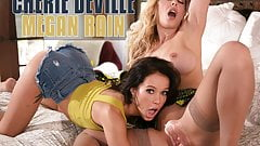 You came, Mommy? - Cherie DeVille and Megan Rain