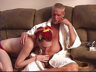 Dad taboo sex - Taboo daughter sucks daddy