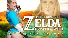 Teen Blonde Princess Zelda Needs Master Sword AKA Your Dick
