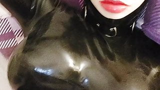 Rubberdoll with litte Rubberclit