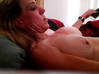 Full load facials - Lady j gets another full load on her huge tits