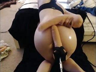 Fucking machines masturbating pictures Anal bate