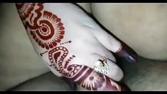 Indian Mehndi Hand Sex 1