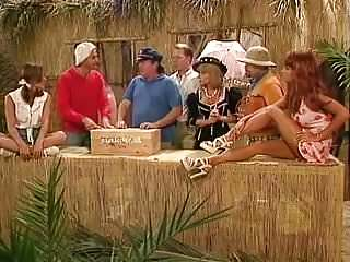 Pleasure island shops Gilligan island parody