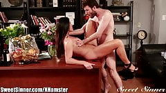 SweetSinner Cheating MILF gets Younger Man
