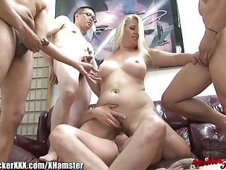 Cuckold slut video wife Chubby slut wife gang banged cuckold