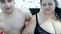 Amateur Couple on Webcam R20
