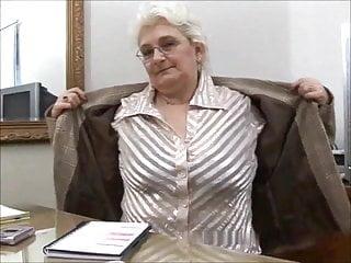 Mature titt - Big titts granny r20