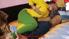 Desi village lovers getting fucked at home
