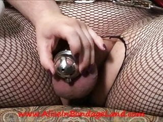 How to cum long distance - Long distance chastity keyholding tease denial sissy lesson