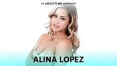 ADULT TIME - Alina Lopez Ultimate Lesbian Sex Compilation