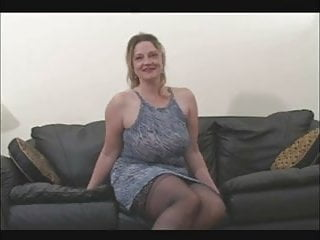 Mature two Blonde bbw-milf in hard interracial by two bbc