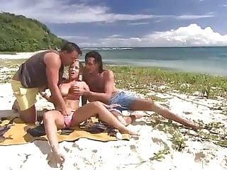 Serena bikini beach world Bbq busty bikini beach babe butt banged