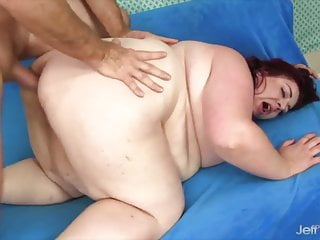 1 fat anal Jeffs models - mega fat ssbbw drilled in doggy compilation 1