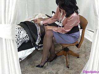 Free transvestite sissy maid pictures Mistress milks sissy maid with femdom handjob