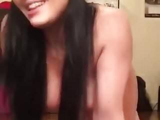 Twelve boobs of x mas Merry x-mas for everyone