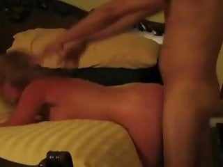 Slut fuck hard Screaming cuckold slut fucked hard