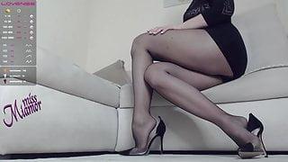 Hose and heels
