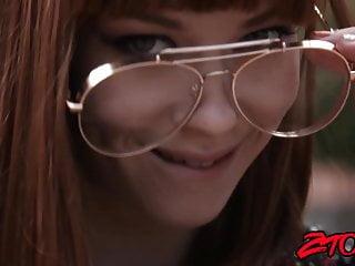 Naughty redhead - Naughty redhead alexa nova receives balls deep bbc treatment