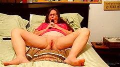 Beth Im мастурбирует