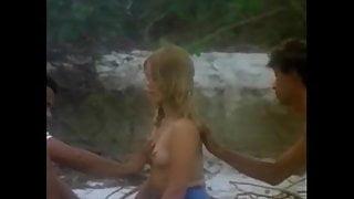 A Menina e o Estuprador (Threesome erotic scene) MFM