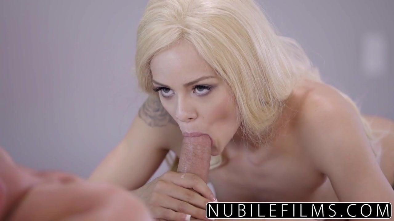 busty brunette anal pov