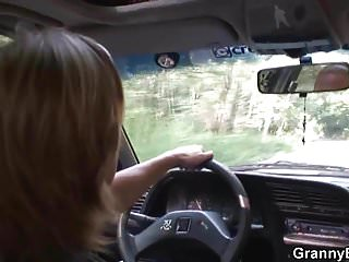 Sexy old ladies getting screwed Old granny getting screwed roadside