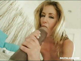 Anal brutal toy Stunning blonde stretching her tight ass with a brutal dildo