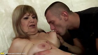 Ass fucked and Creampied MOMs and Grannies