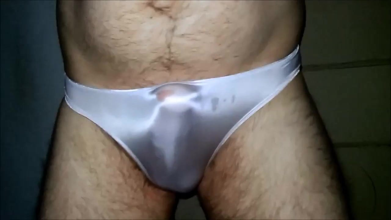 Man Wearing Panties Fucking