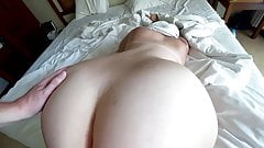 A Young Couple is Fucked After a Pool - Big ASS FUCKED