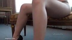 Beautiful Chinese Girl Fucked While Having Massage