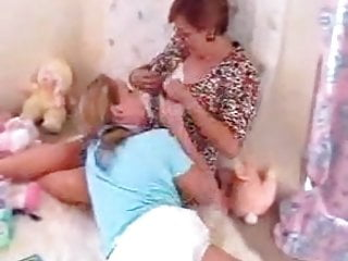 Weaning of breast feeding Paige and maria breast feeding