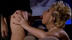 Blonde Join in MMF Threesome