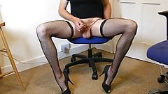 Cock and heels