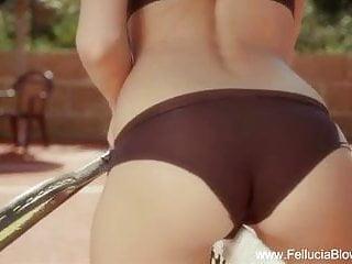 Indian erotic blog - Redhead milf blowjob is so erotic