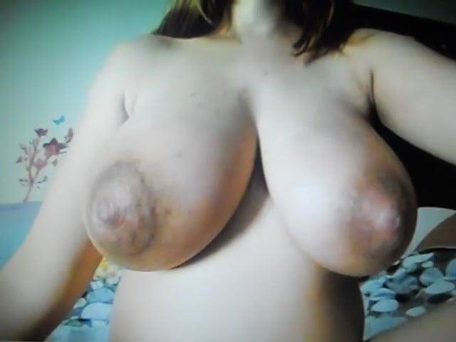 Busen porno große Große Titten