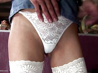 Eating pussy at home movie - Hungry mom gets rough taboo sex at home