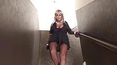 Fabulous Friday Lingerie Legs