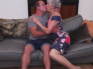 Lady boys hot trannies - Boy spending weekend with granny lady sextasy